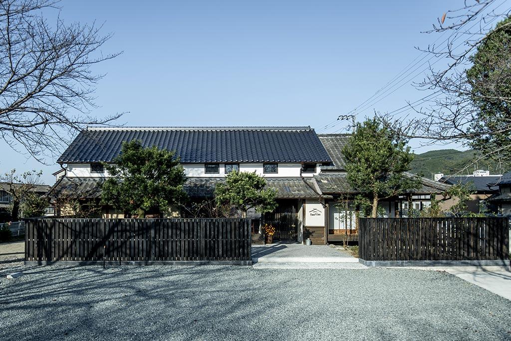 trattoria san vitoと宿屋kugurido(旧西村民族資料館)の指定管理者に内定