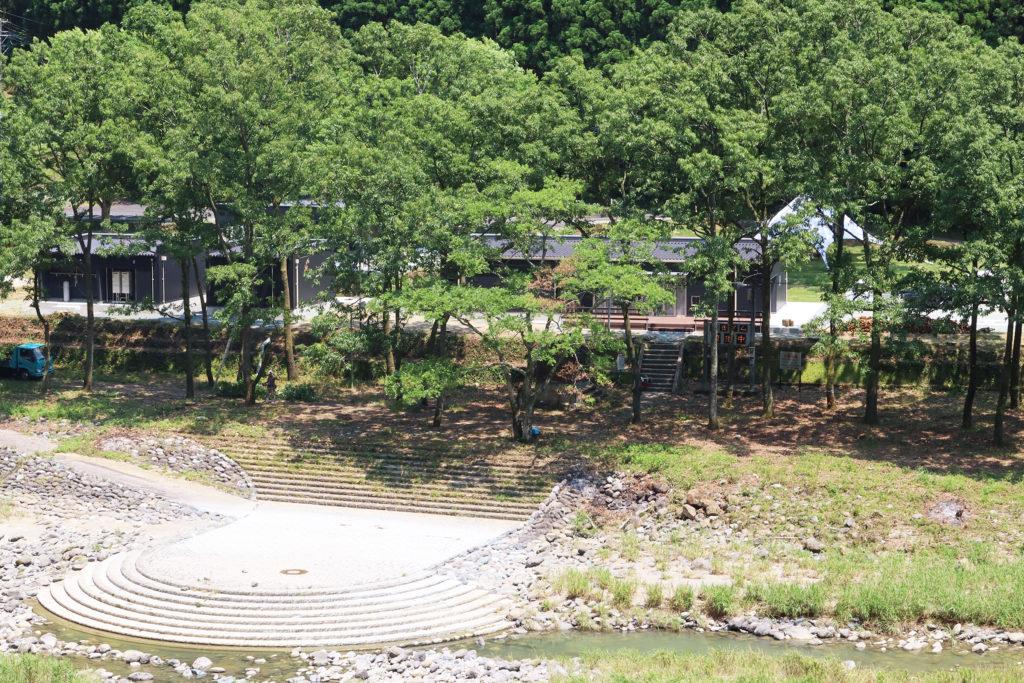 旧井戸江峡キャンプ場の指定管理者に内定